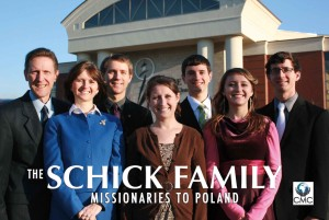 The Schick Family - Missionaries to Poland